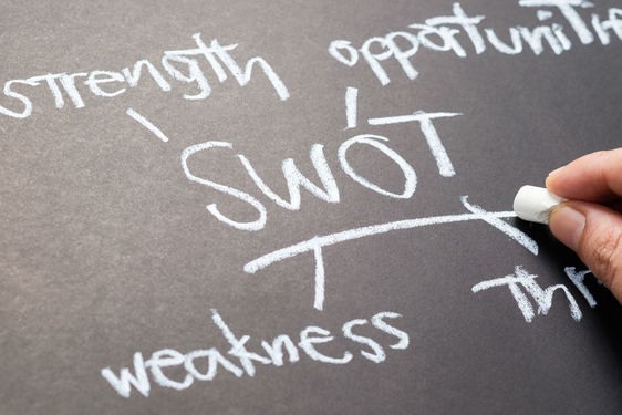 Identifying your own weaknesses